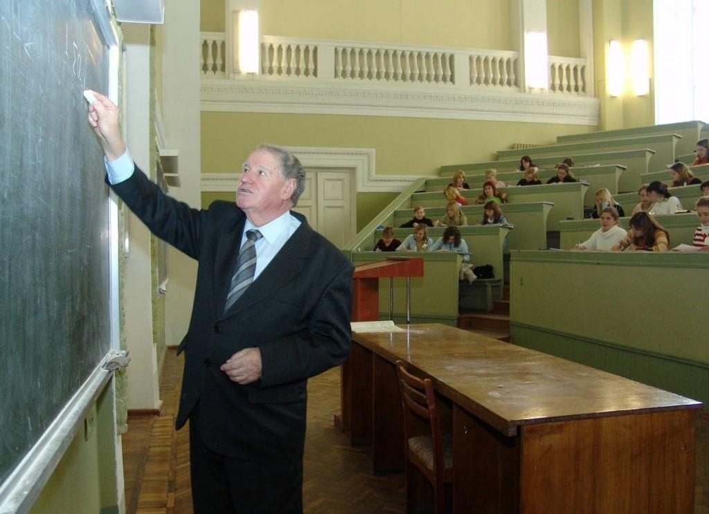 Лекция профессора А.П. Курносова